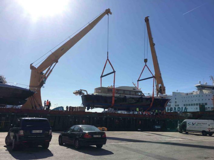 June 2019 • SeaWorks Industrial Project Transport